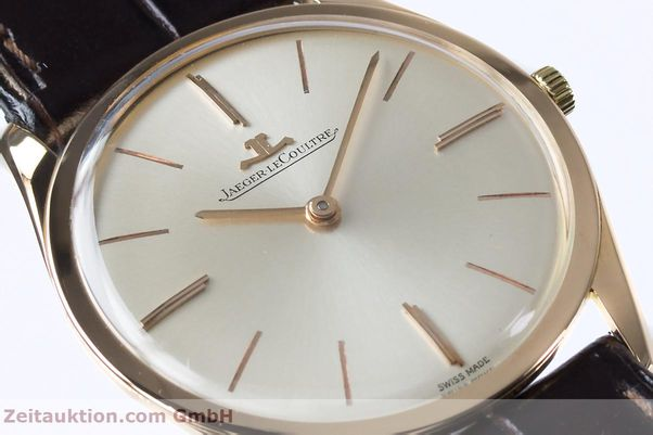 Used luxury watch Jaeger Le Coultre * 18 ct gold manual winding Kal. 818/C Ref. 1925 VINTAGE  | 153144 02