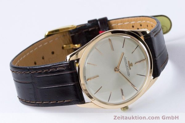 Used luxury watch Jaeger Le Coultre * 18 ct gold manual winding Kal. 818/C Ref. 1925 VINTAGE  | 153144 03