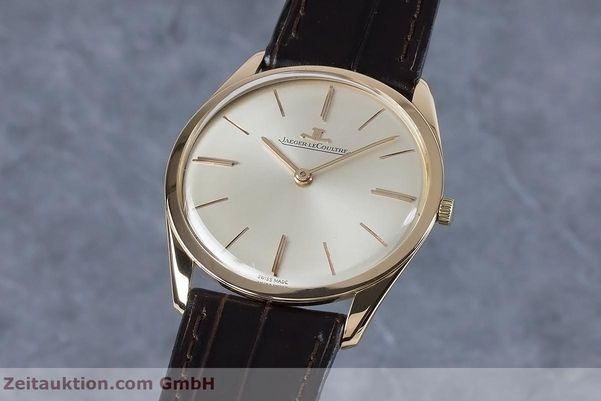 Used luxury watch Jaeger Le Coultre * 18 ct gold manual winding Kal. 818/C Ref. 1925 VINTAGE  | 153144 04