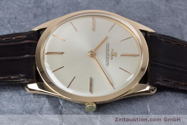 Used luxury watch Jaeger Le Coultre * 18 ct gold manual winding Kal. 818/C Ref. 1925 VINTAGE  | 153144 05