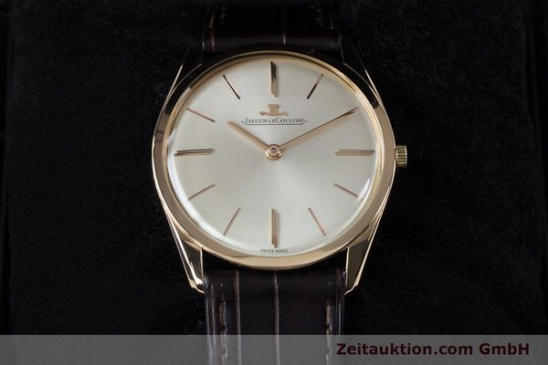 Used luxury watch Jaeger Le Coultre * 18 ct gold manual winding Kal. 818/C Ref. 1925 VINTAGE  | 153144 07