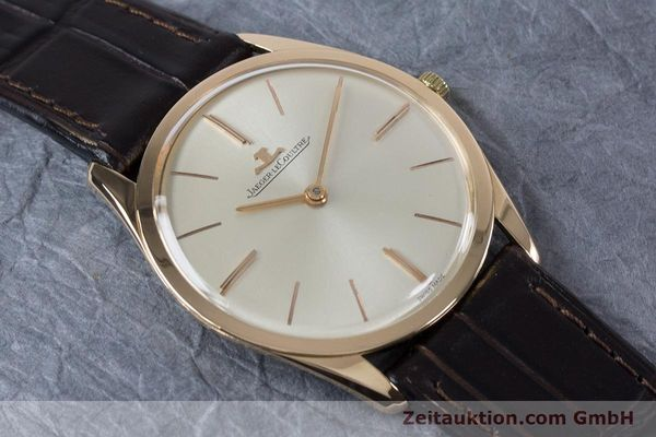Used luxury watch Jaeger Le Coultre * 18 ct gold manual winding Kal. 818/C Ref. 1925 VINTAGE  | 153144 13