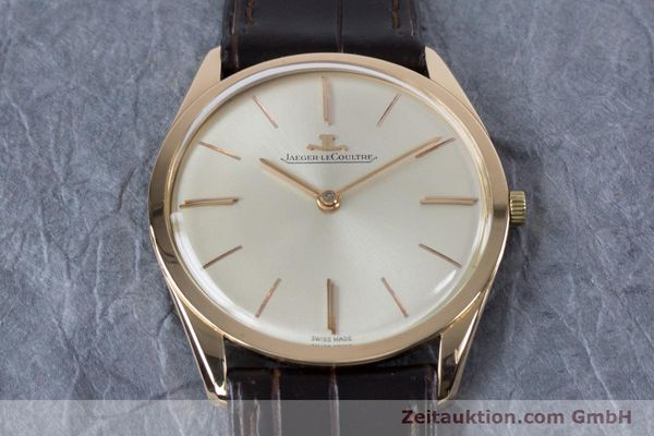 Used luxury watch Jaeger Le Coultre * 18 ct gold manual winding Kal. 818/C Ref. 1925 VINTAGE  | 153144 14