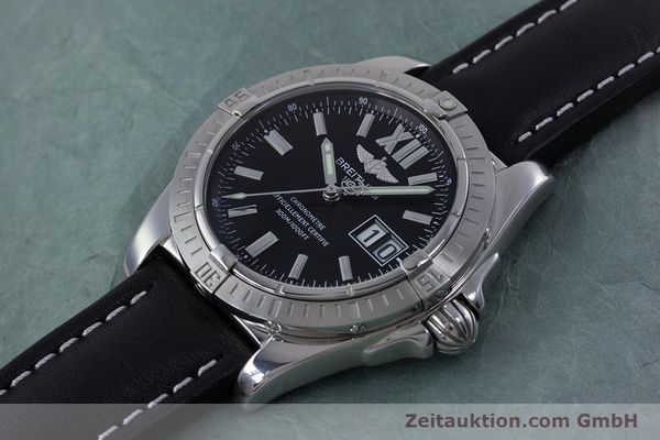 Used luxury watch Breitling Cockpit steel automatic Kal. B49 ETA 2896 Ref. A49350  | 153159 01