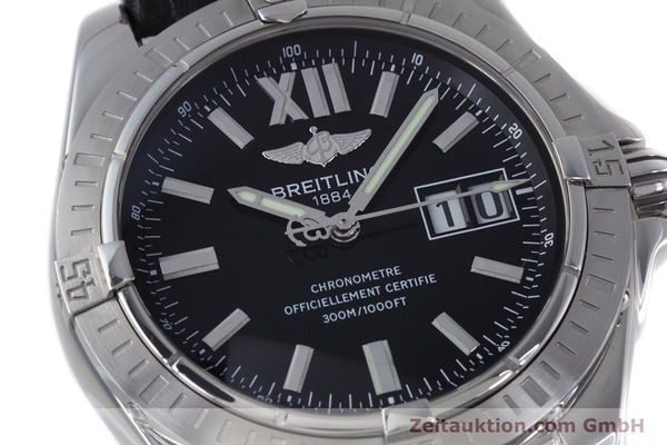 Used luxury watch Breitling Cockpit steel automatic Kal. B49 ETA 2896 Ref. A49350  | 153159 02