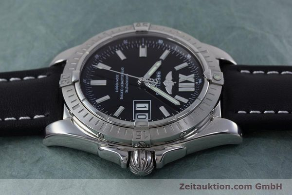 Used luxury watch Breitling Cockpit steel automatic Kal. B49 ETA 2896 Ref. A49350  | 153159 05