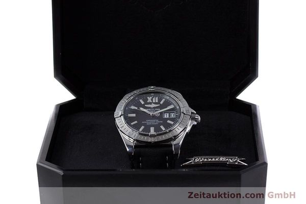 Used luxury watch Breitling Cockpit steel automatic Kal. B49 ETA 2896 Ref. A49350  | 153159 07