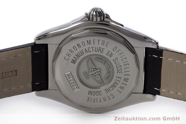 Used luxury watch Breitling Cockpit steel automatic Kal. B49 ETA 2896 Ref. A49350  | 153159 09
