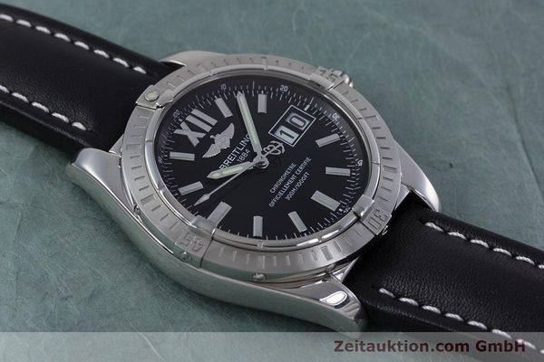 Used luxury watch Breitling Cockpit steel automatic Kal. B49 ETA 2896 Ref. A49350  | 153159 17