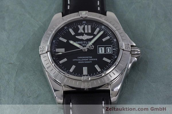 Used luxury watch Breitling Cockpit steel automatic Kal. B49 ETA 2896 Ref. A49350  | 153159 18