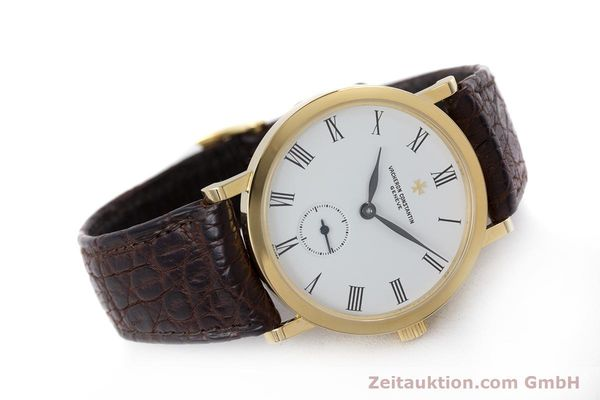 Used luxury watch Vacheron & Constantin * 18 ct gold manual winding Kal. 1014/1 Ref. 92240-2  | 153184 03