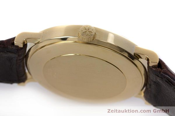 Used luxury watch Vacheron & Constantin * 18 ct gold manual winding Kal. 1014/1 Ref. 92240-2  | 153184 11