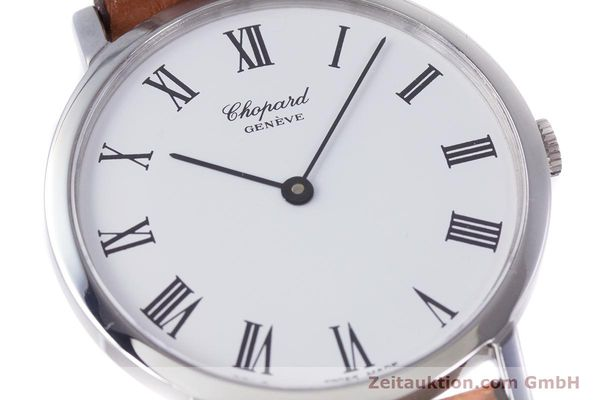 Used luxury watch Chopard * steel manual winding Kal. ETA 7001 Ref. 8008  | 153187 02