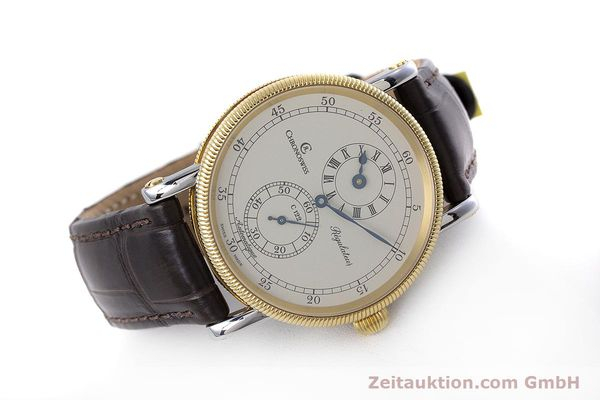 gebrauchte Luxusuhr Chronoswiss Regulateur Stahl / Gold Automatik Kal. 122 Ref. CH1222  | 153191 03