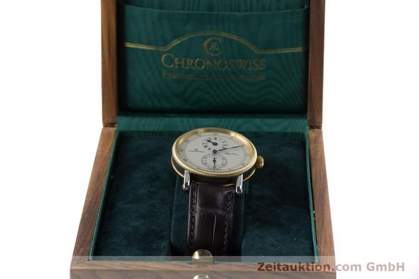 gebrauchte Luxusuhr Chronoswiss Regulateur Stahl / Gold Automatik Kal. 122 Ref. CH1222  | 153191 07
