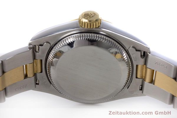 Used luxury watch Rolex Lady Datejust steel / gold automatic Kal. 2135 Ref. 69173  | 153196 08