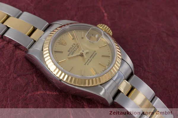 Used luxury watch Rolex Lady Datejust steel / gold automatic Kal. 2135 Ref. 69173  | 153196 14