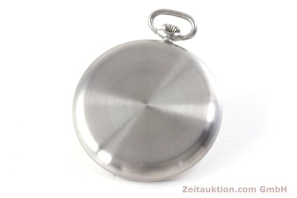 Used luxury watch IWC Pocket Watch steel manual winding Kal. 972 Ref. 5301  | 153209 11
