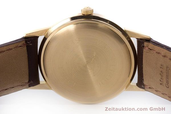 Used luxury watch Zenith * 18 ct gold automatic Kal. 2542PC  | 153229 08