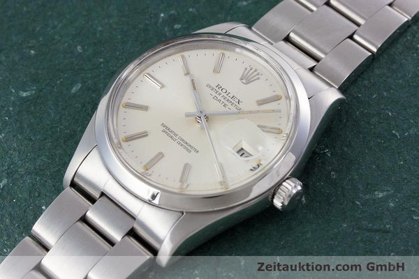 Used luxury watch Rolex Date steel automatic Kal. 3035 Ref. 1500  | 153232 01