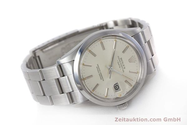Used luxury watch Rolex Date steel automatic Kal. 3035 Ref. 1500  | 153232 03