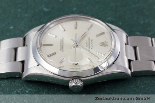 Used luxury watch Rolex Date steel automatic Kal. 3035 Ref. 1500  | 153232 05