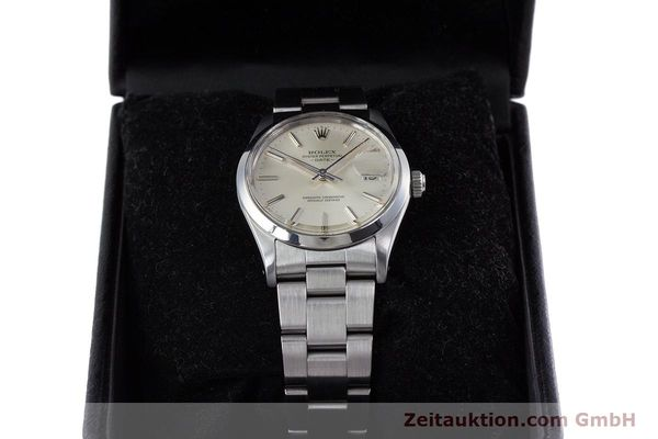 Used luxury watch Rolex Date steel automatic Kal. 3035 Ref. 1500  | 153232 07