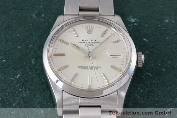 Used luxury watch Rolex Date steel automatic Kal. 3035 Ref. 1500  | 153232 15