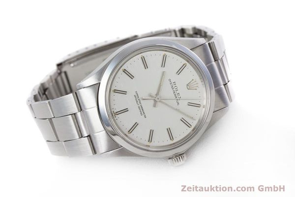 Used luxury watch Rolex Oyster Perpetual steel automatic Kal. 1570 Ref. 1002  | 153233 03
