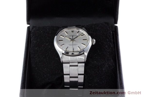 Used luxury watch Rolex Oyster Perpetual steel automatic Kal. 1570 Ref. 1002  | 153233 07