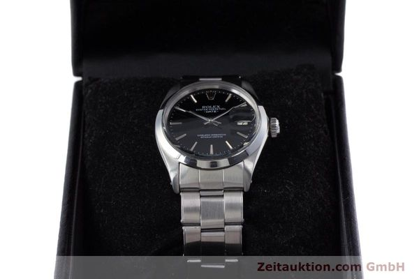 Used luxury watch Rolex Date steel automatic Kal. 1570 Ref. 1500  | 153237 07