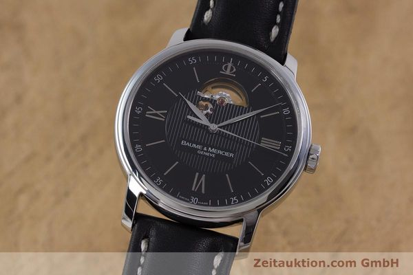 Used luxury watch Baume & Mercier Classima steel automatic Kal. BM112824 Ref. 65558  | 153242 04