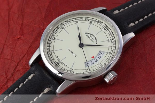 Used luxury watch Mühle Metior steel automatic Kal. ETA 2824 Ref. M1-26-50  | 153249 01