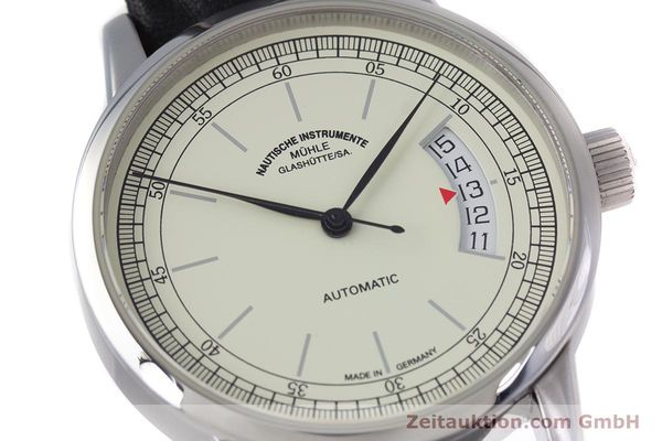 Used luxury watch Mühle Metior steel automatic Kal. ETA 2824 Ref. M1-26-50  | 153249 02