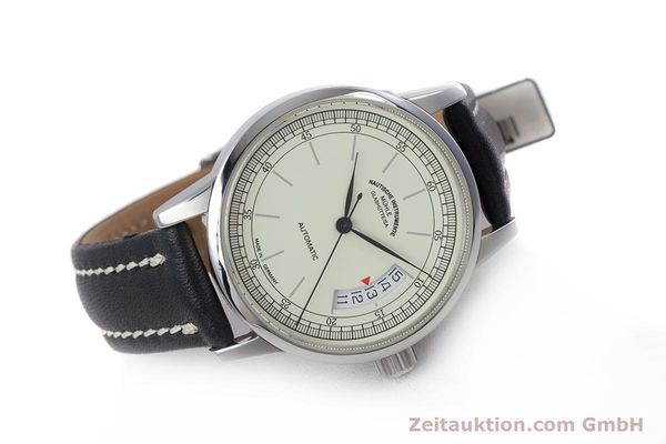 Used luxury watch Mühle Metior steel automatic Kal. ETA 2824 Ref. M1-26-50  | 153249 03