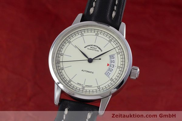 Used luxury watch Mühle Metior steel automatic Kal. ETA 2824 Ref. M1-26-50  | 153249 04