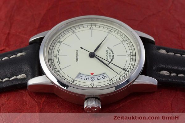 Used luxury watch Mühle Metior steel automatic Kal. ETA 2824 Ref. M1-26-50  | 153249 05