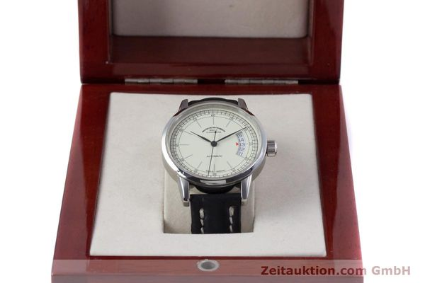 Used luxury watch Mühle Metior steel automatic Kal. ETA 2824 Ref. M1-26-50  | 153249 07