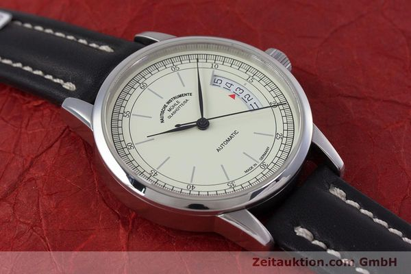 Used luxury watch Mühle Metior steel automatic Kal. ETA 2824 Ref. M1-26-50  | 153249 15