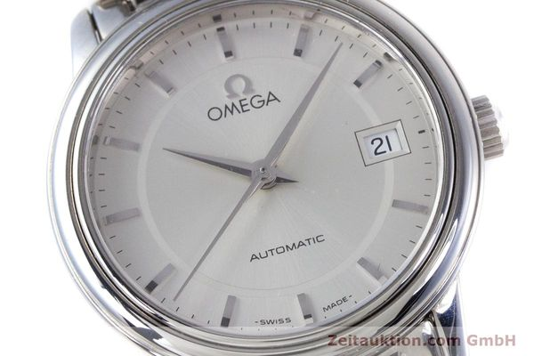Used luxury watch Omega De Ville steel automatic Kal. 2520 Ref. 45903100  | 153253 02