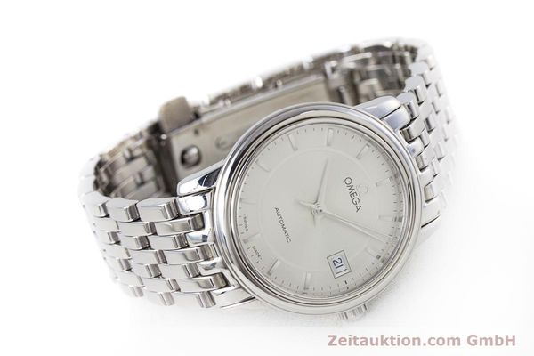 Used luxury watch Omega De Ville steel automatic Kal. 2520 Ref. 45903100  | 153253 03