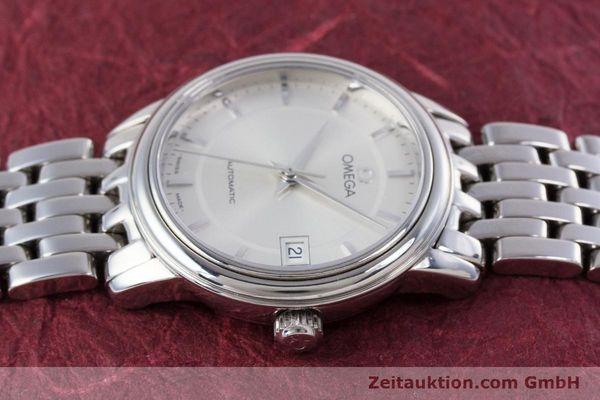 Used luxury watch Omega De Ville steel automatic Kal. 2520 Ref. 45903100  | 153253 05
