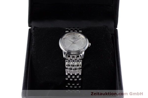 Used luxury watch Omega De Ville steel automatic Kal. 2520 Ref. 45903100  | 153253 07