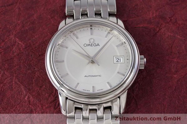 Used luxury watch Omega De Ville steel automatic Kal. 2520 Ref. 45903100  | 153253 16