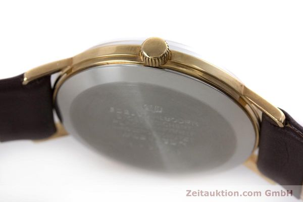 Used luxury watch Glashütte * gold-plated manual winding Kal. 70.1  | 153267 08
