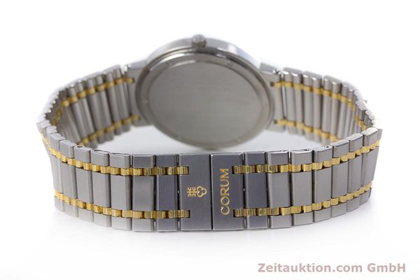 Used luxury watch Corum Romulus steel / gold quartz Kal. ETA 255441 Ref. 43.903.21.V048  | 153277 11