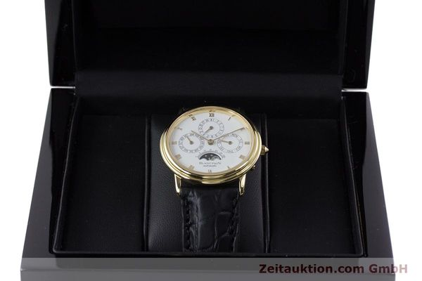 Used luxury watch Blancpain Villeret 18 ct gold automatic Kal. 95  | 153286 07