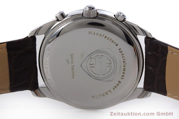 Used luxury watch Girard Perregaux GP 4900 chronograph steel automatic Kal. 8000-314 LIMITED EDITION | 153290 09