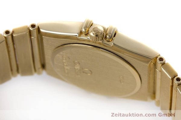 gebrauchte Luxusuhr Omega Constellation 18k Gold Quarz Kal. ETA 976.001  | 153292 08