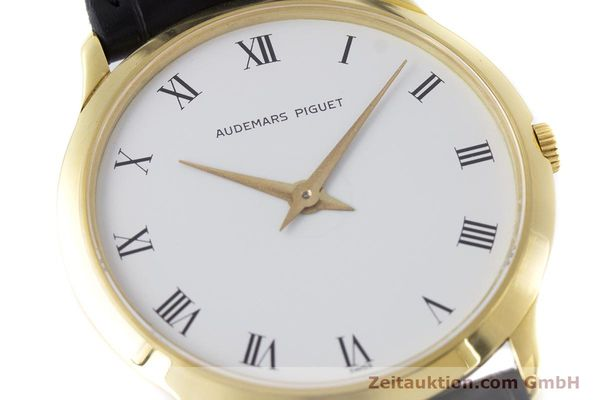 Used luxury watch Audemars Piguet * 18 ct gold manual winding Kal. 2003/1 Ref. 922  | 153299 02